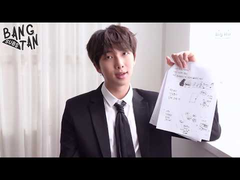 [ENG] 180613 [2018 FESTA] BTS (방탄소년단) 'Small but Definite Happiness List' - RM