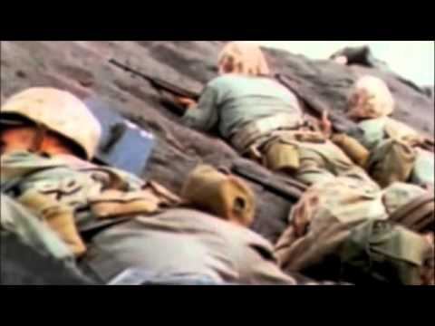 The Battle of Iwo Jima硫黄島の戦い