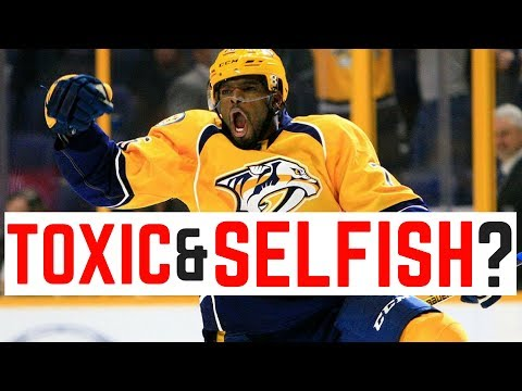 The REAL Reasons Why PK SUBBAN was TRADED: NHL CONSPIRACY