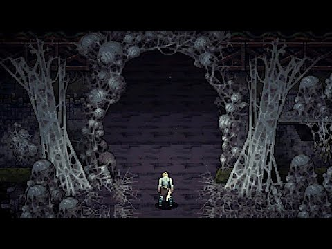 There Is No Light Battle Giant Spiders Demonic Forces In This Dark Pixel Art Action Adventure Youtube