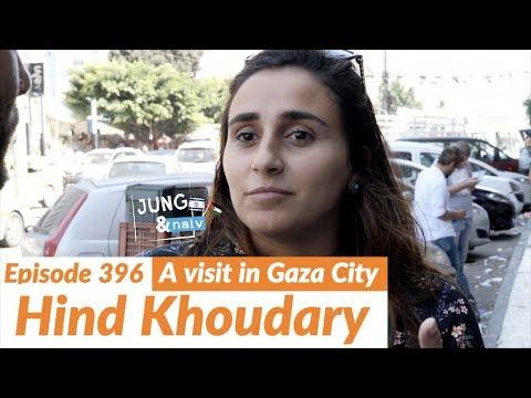 Wie lebt es sich in Gaza, Hind Khoudary? - Jung & Naiv: Folge 396