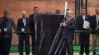 Inauguración del Salón de la Fama del Béisbol Mexicano, desde Monterrey, Nuevo León.