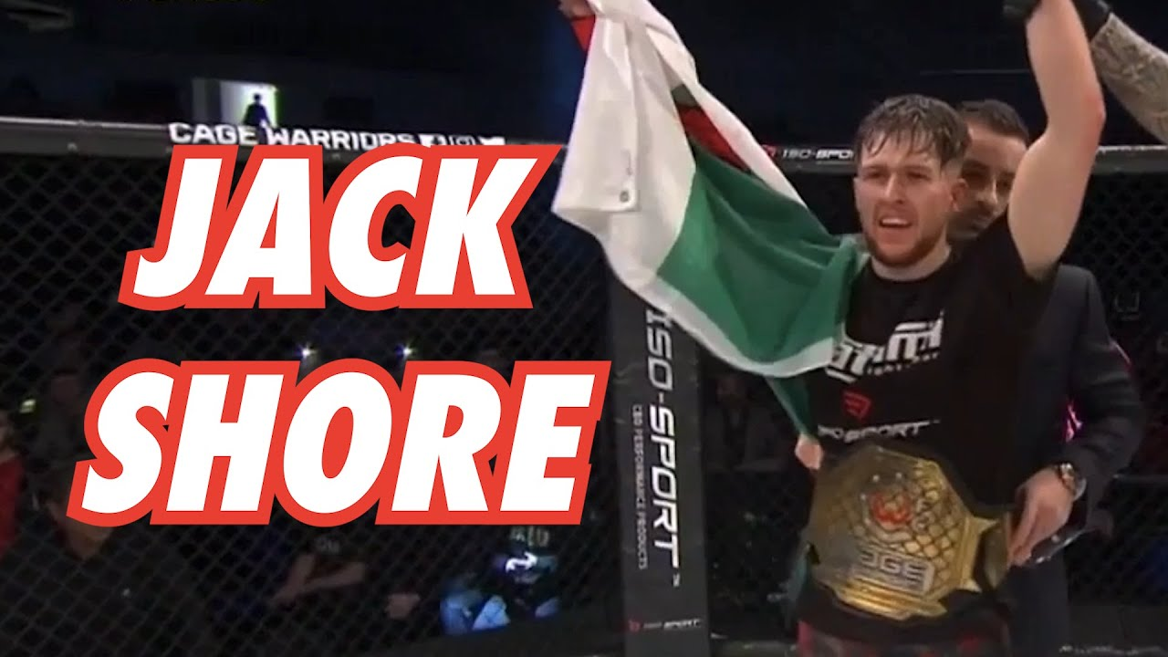 VIDEO: Jack Shore, UFC star-in-the-making, wins again by ...