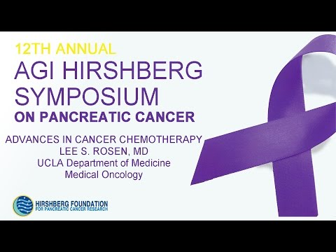 Dr. J. Randolph Hecht on Pancreatic Cancer from YouTube · Duration:  3 minutes 1 seconds