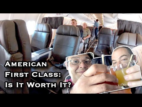 American Eagle (Skywest) FIRST CLASS - CRJ-700 MFR To PHX