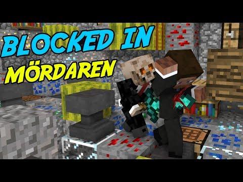 MÖRDARE!   Minecraft Blocked in Combat