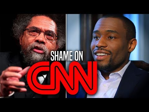 Cornell West Defends Lamont Hill After CNN Fired Him for Pro-Palestinian UN Speech
