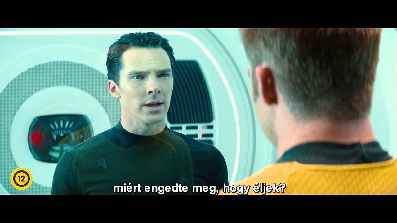 """Sötétségben - Star Trek filmklip """"Mert én megengedem!"""""""