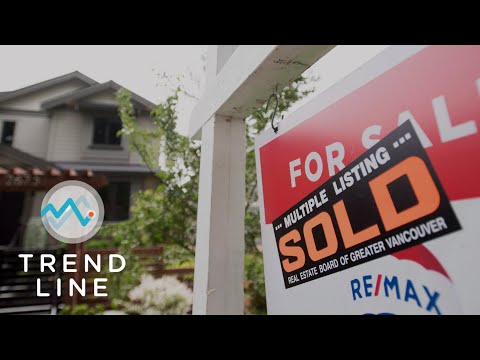 Canada's housing market, not COVID-19 could be the top issue in the election campaign | TREND LINE
