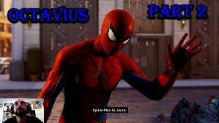Spider-Man PS4 Part 2 Octavius FulHD 60FPS