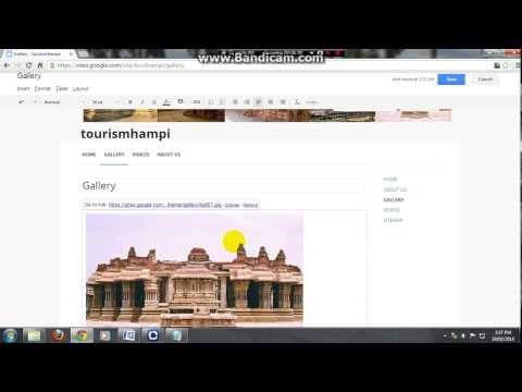 How to create website in google sites for free