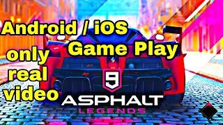 Asphalt 9:Legends Android & iOS Gameplay and Download