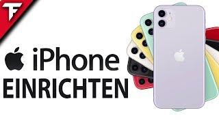 Apple iPhone 11 einrichten & erster Eindruck