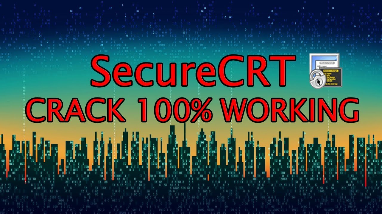 vandyke securecrt 8.1.4 full crack