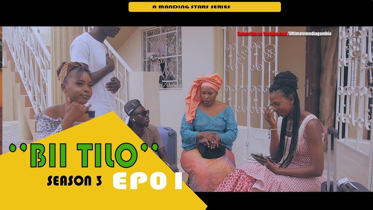 "BII TILO ""season 3 EP01 | a Manding Stars Series | 🇬🇲 Gambian FILMS 2021"