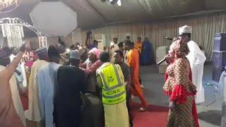 Halima Atete Nura M. Inuwa Latest Video Dinner 2019
