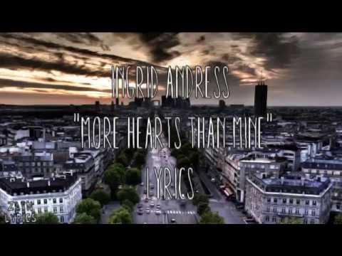 "Ingrid Andress - ""More Hearts Than Mine"" (Lyrics)"