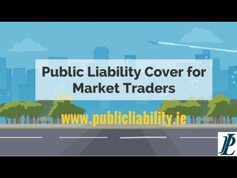 Public Liability Cover for Market Traders
