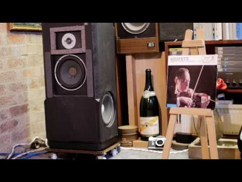 Heifetz-Sibelius Violin Concerto