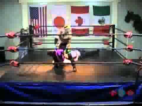 Marc Krieger vs Cheech Pier 6 Wrestling 3152009