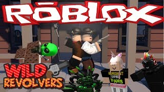 ITS HIGH NOON | WILD REVOLVERS | ROBLOX