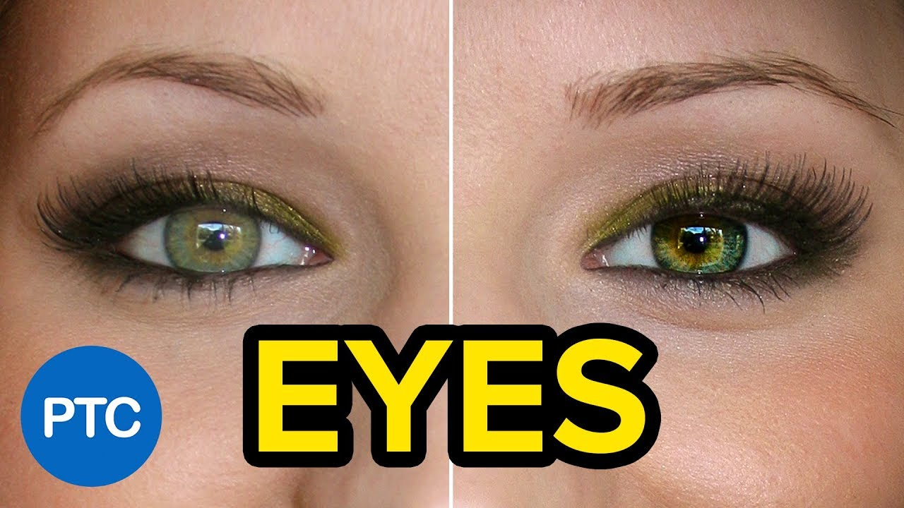 SEVEN Techniques To Create AMAZING Eyes in Photoshop – Eye Enhancement Photoshop Tutorial