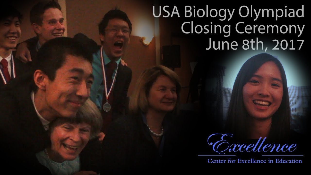 CEE   USA Biology Olympiad