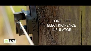 Farm Source Fencing - Slugg - Electric fence insulator