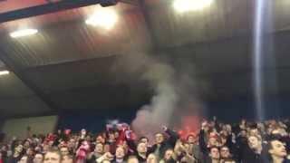 Goal 0-1 Pyro : Eindhoven de Gekste De Graafschap-PSV : 31/10/2015