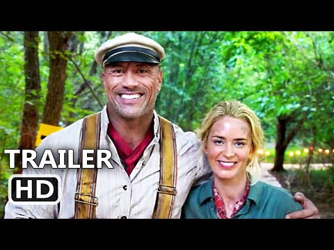JUNGLE CRUISE Official Production TEASER (2018) Dwayne Johnson, Emily Blunt, Disney Movie HD