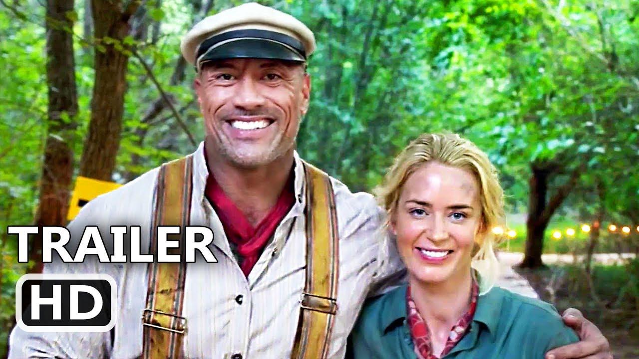 JUNGLE CRUISE Official Production TEASER (2018) Dwayne Johnson, Emily Blunt, Disney Movie HD