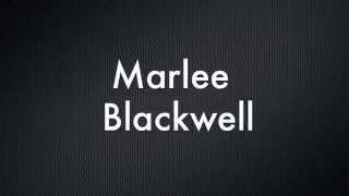 Marlee Blackwell College Softball Recruiting Video