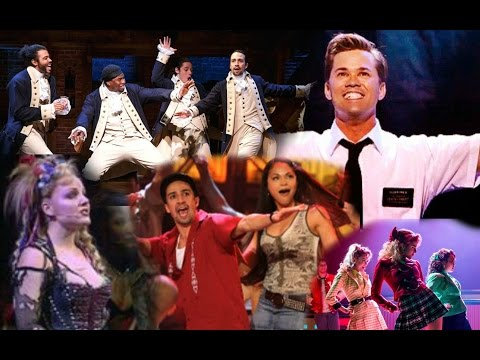 ULTIMATE MUSICAL MASH UP Crack #2 - Hamilton + Heathers + In The Heights + More!!!