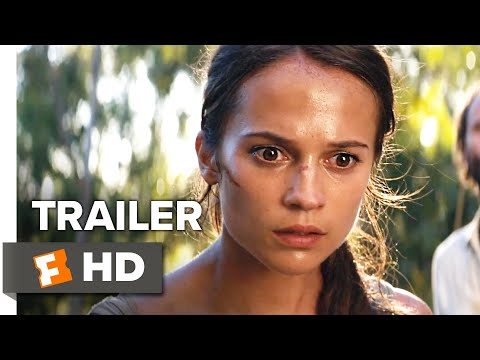 Tomb Raider Movie Hd Trailer