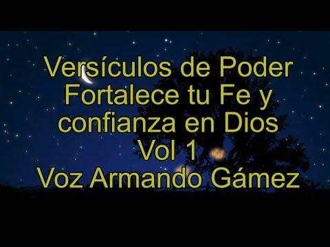 Mis Versículos favoritos de la Biblia, fortalece tu fe y confianza en Dios