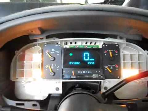 fix digital speedo   chevy caprice impala ss
