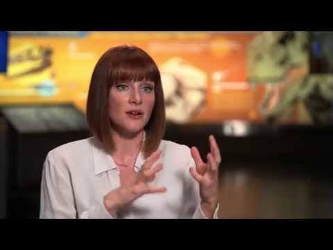 """Jurassic World """"Claire"""" Official Movie Interview - Bryce Dallas Howard"""