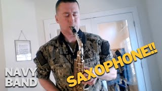 Why you should choose the saxophone!
