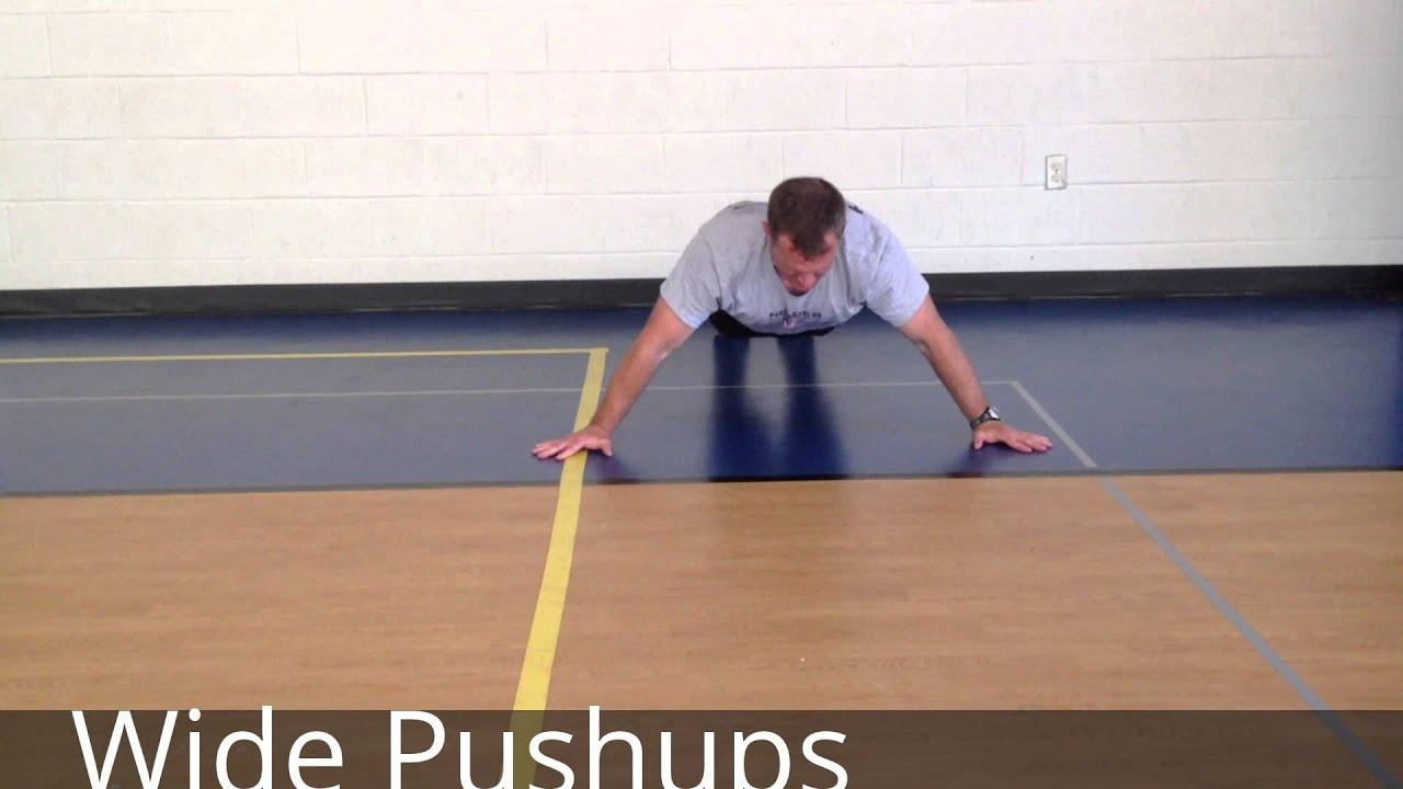 Push-up Push Workout | Military com