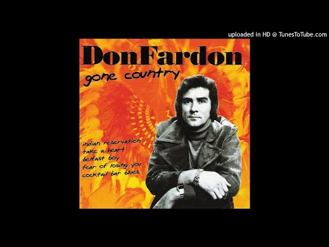 Don Fardon -  Brown Eyed And Blue