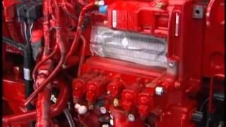 Cummins ISX CM871. Из чего состоит двигатель