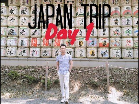 Travel Diary   Japan Trip Day 1: Meiji Shrine, Harajuku, Shibuya