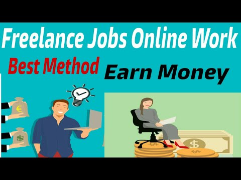 freelance jobs online work | How to be a successful Freelancer