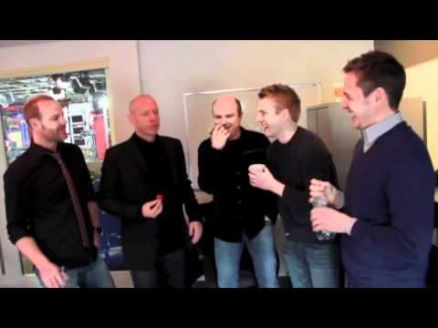Men of Flashpoint  Behind the s at Marilyn Denis