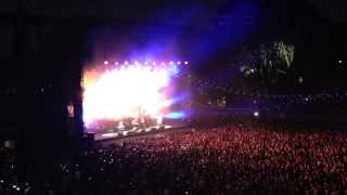Mumford & Sons Concert on 8/28/13 - Queens, New York