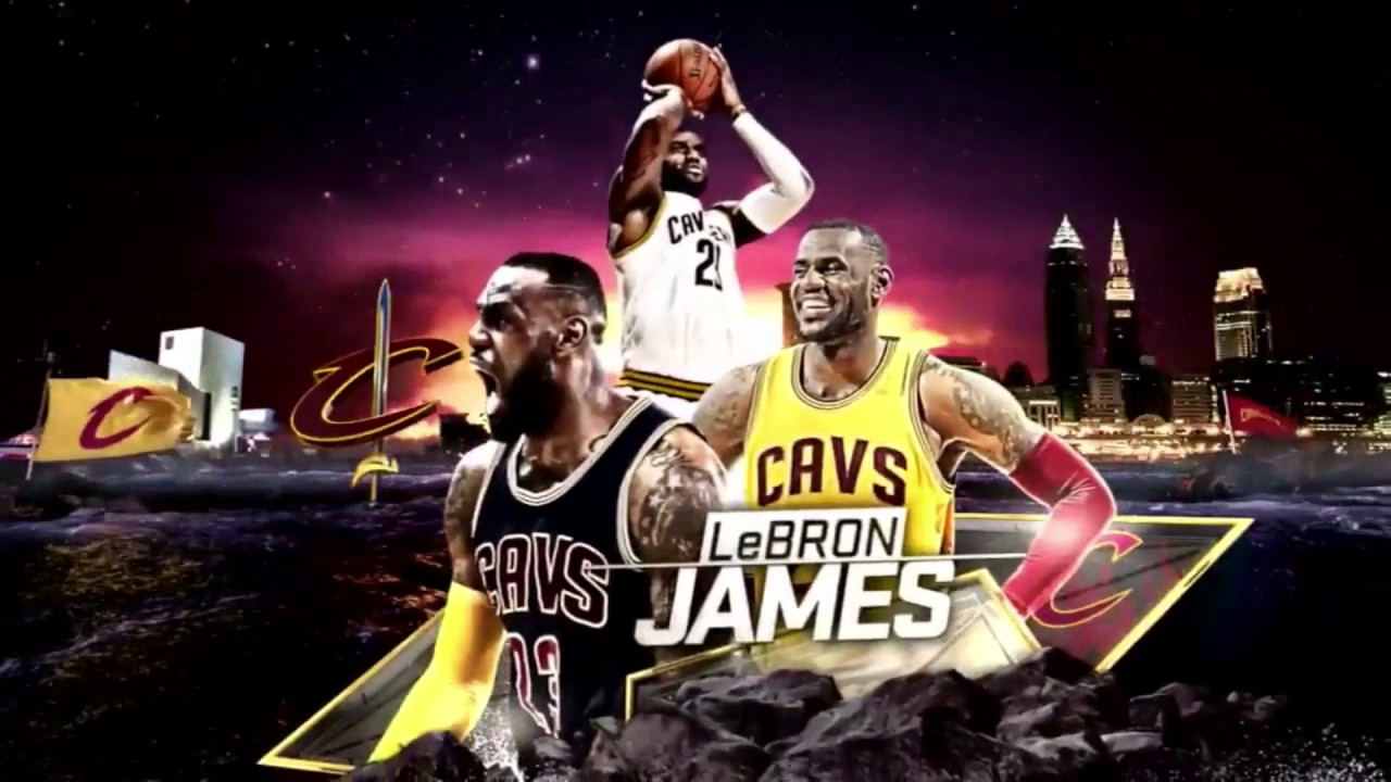 NBA On ESPN Theme: 2016 Eastern Conference Finals Game 5 ...