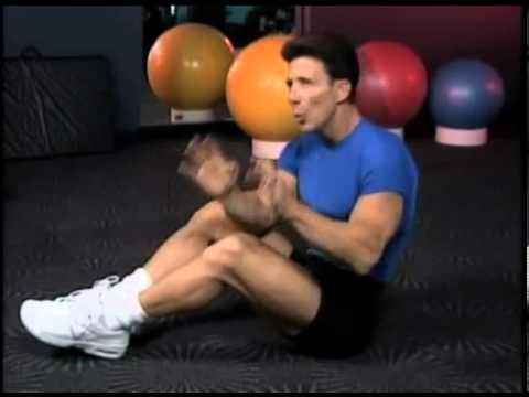 Zeal Challenge Peter Nielsen Ab Workout Video - HealthRoads.net
