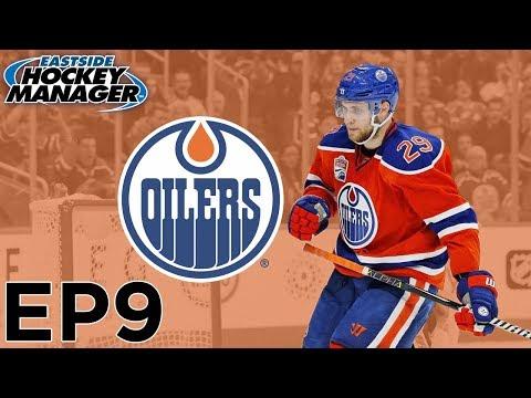 Eastside Hockey Manager: Edmonton Oilers EP9 - Buffalo Sabres and Florida Panthers