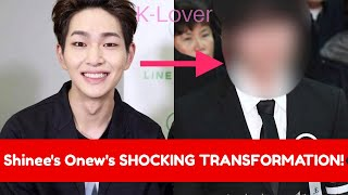People Are Worried About Shinee's Onew After Seeing Pictures Of Him At The Funeral