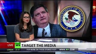 Obama's witch hunt against NY Times journalist James Risen